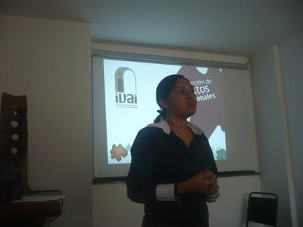 Capacitación IVAI - 2012